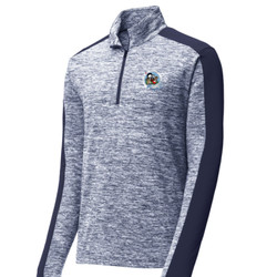 ST397 - C146E028 - EMB - JN Webster 1/4 Zip Pullover
