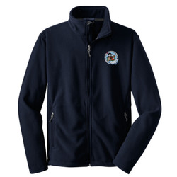 F217 - C146E028 - EMB - JN Webster Fleece Jacket