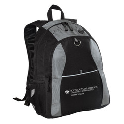 BG1020 - C146-S5.0-2019 - EMB - Council District Honeycomb Backpack
